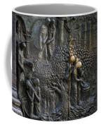 Bronze Sculptured Church Door - Slovenia Coffee Mug