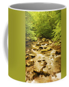 Bronze Stream Coffee Mug