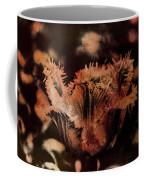 Bronze Tulip Coffee Mug by Richard Ricci