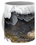 Brook Ice Macro Coffee Mug