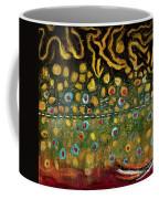 Brook Trout Skin Coffee Mug