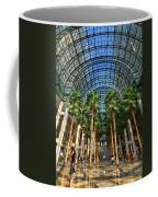 Brookfield Place Atrium - N Y C # 2 Coffee Mug