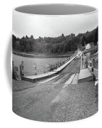 Brookfield, Vt - Floating Bridge 5 Bw Coffee Mug