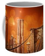 Brooklyn Bokehs Coffee Mug