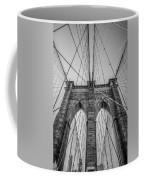Brooklyn Bridge Goes Up Coffee Mug