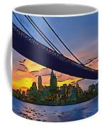 Brooklyn Bridge Collection - 2 Coffee Mug