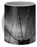 Brooklyn Bridge - Spider's Web Coffee Mug