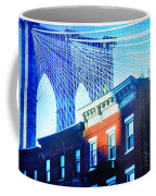 Brooklyn Bridge, New York City, December Coffee Mug