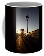 Brooklyn Brige Sunset Coffee Mug