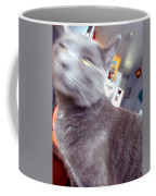 Brooklyn Cat Coffee Mug
