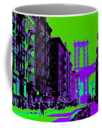 Brooklyn Green Coffee Mug