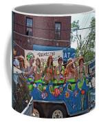 Brooklyn Mermaids Coffee Mug