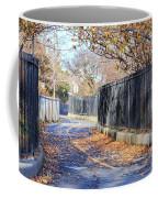 Brooklyn Park In Fall Coffee Mug