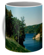 Brookville Lake Brookville Indiana Coffee Mug