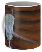 Broom In Waiting Coffee Mug