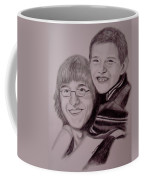 Brothers For Life Coffee Mug