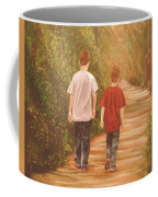 Brothers Into The Woods Coffee Mug