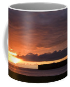 Brough Of Birsay Sunset Coffee Mug