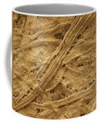Brown Paper Towel Coffee Mug
