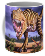 Brown Rex Coffee Mug