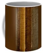 Brown Silos Coffee Mug