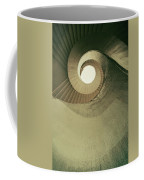 Brown Spiral Stairs Coffee Mug