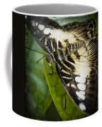 Brown_clipper Coffee Mug