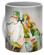 Bruce And The Big Man Coffee Mug