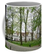 Bruges Begijnhof 1 Coffee Mug