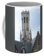 Bruges Belfry 6 Coffee Mug
