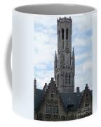 Bruges Belfry 7 Coffee Mug