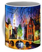 Bruges Belgium Coffee Mug