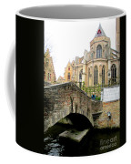 Bruges Bridge 4 Coffee Mug