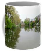 Bruges Minnewater 2 Coffee Mug