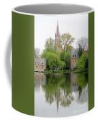 Bruges Minnewater 3 Coffee Mug