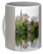 Bruges Minnewater 4 Coffee Mug