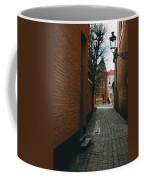Bruges Orange Street Coffee Mug