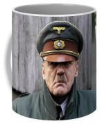 Bruno Ganz As Adolf Hitler Publicity Photo Number One Downfall 2004 Frame Added 2016 Coffee Mug