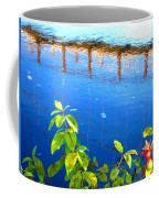 Brunswick Maine Walking Bridge Coffee Mug