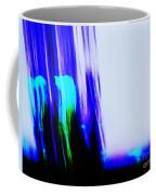 Brush Of Color And Light Coffee Mug
