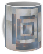 Brushed 23 Coffee Mug by Tim Allen