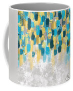 Brushstrokes Coffee Mug