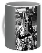 Bryan Nelson Goes Michael Air Jordan, A Shawnee Mission East High School Legend Coffee Mug