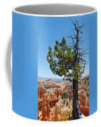 Bryce Canyon Fairyland Point Portrait Coffee Mug