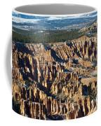 Bryce Canyon In The Evening Coffee Mug