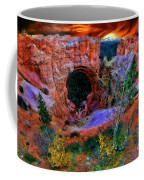 Bryce Canyon Natural Bridge Coffee Mug