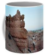 Bryce Canyon Navajo Loop Trail Window Coffee Mug