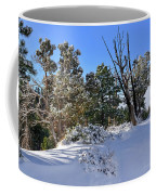 Bryce Canyon Snowfall Coffee Mug