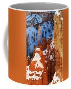 Bryce Canyon Winter 4 Coffee Mug