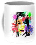Bryce Dallas Howard Pop Art Coffee Mug